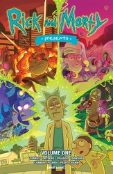 Rick and Morty Book Three | Book by Kyle Starks, Sarah
