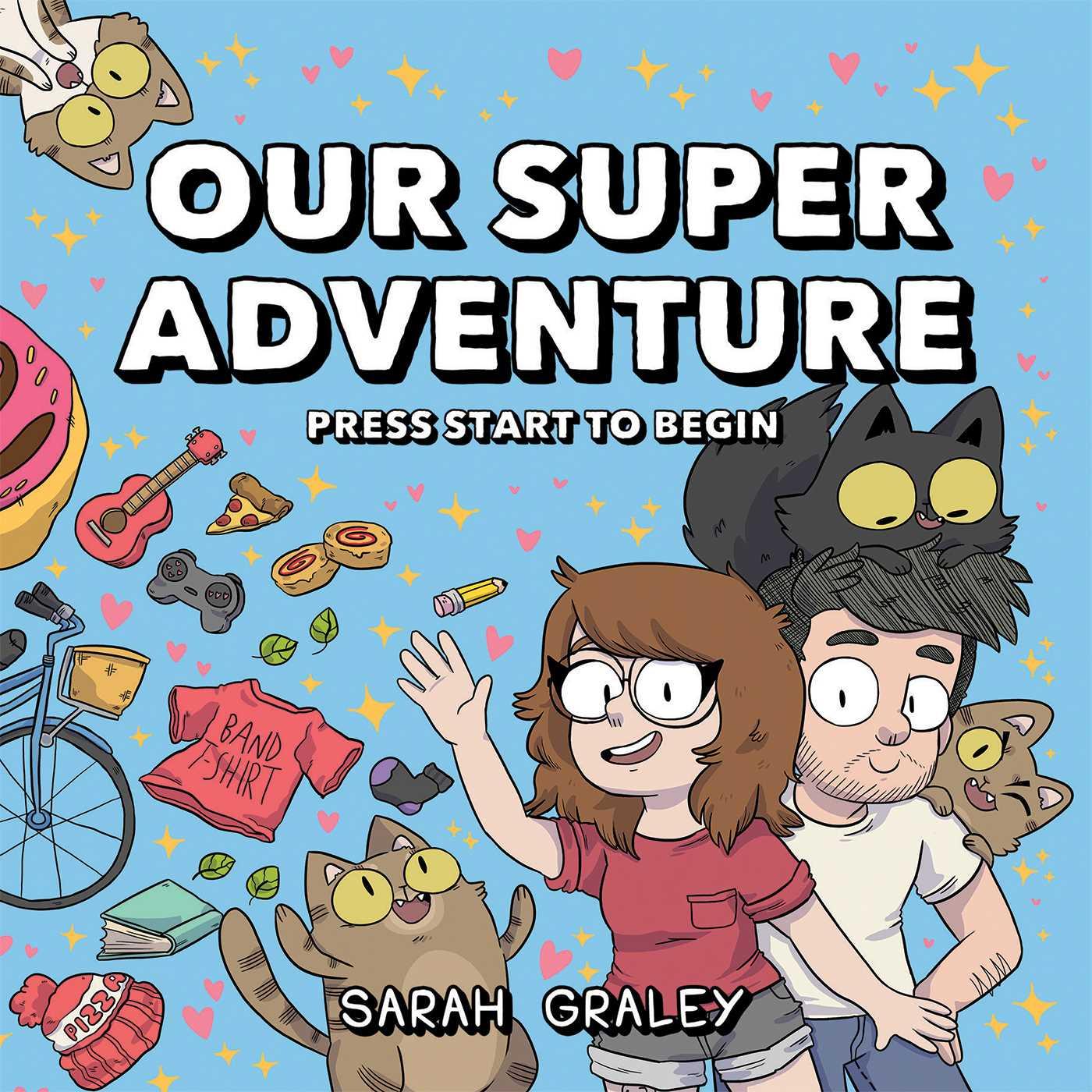Our super adventure 9781620105825 hr