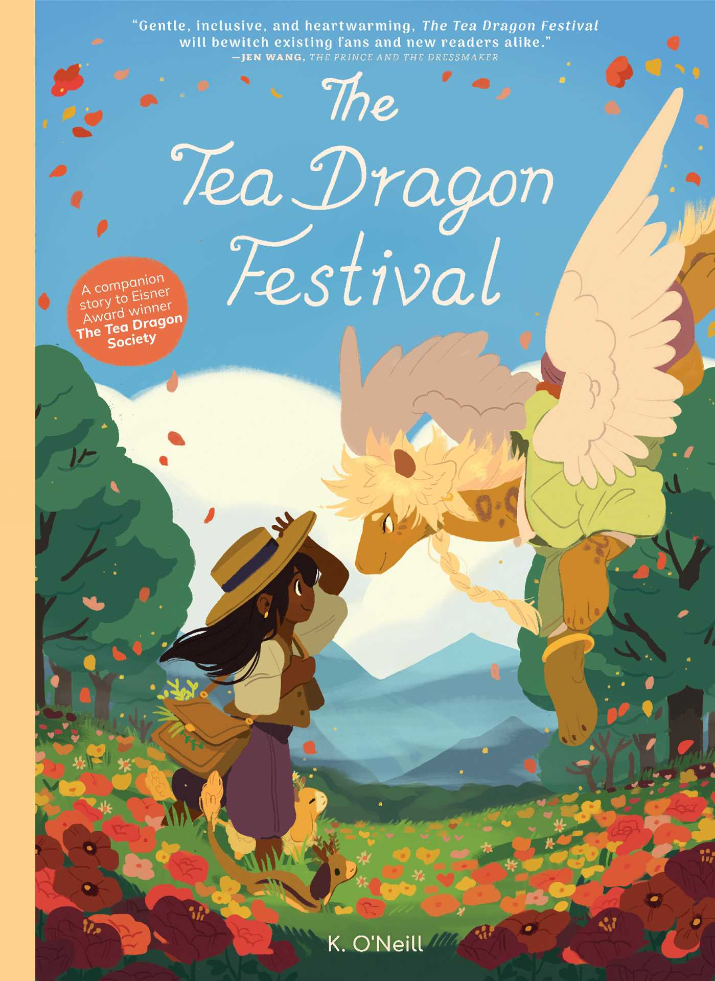 The Tea Dragon Festival | Book by Katie O'Neill | Official Publisher Page |  Simon & Schuster