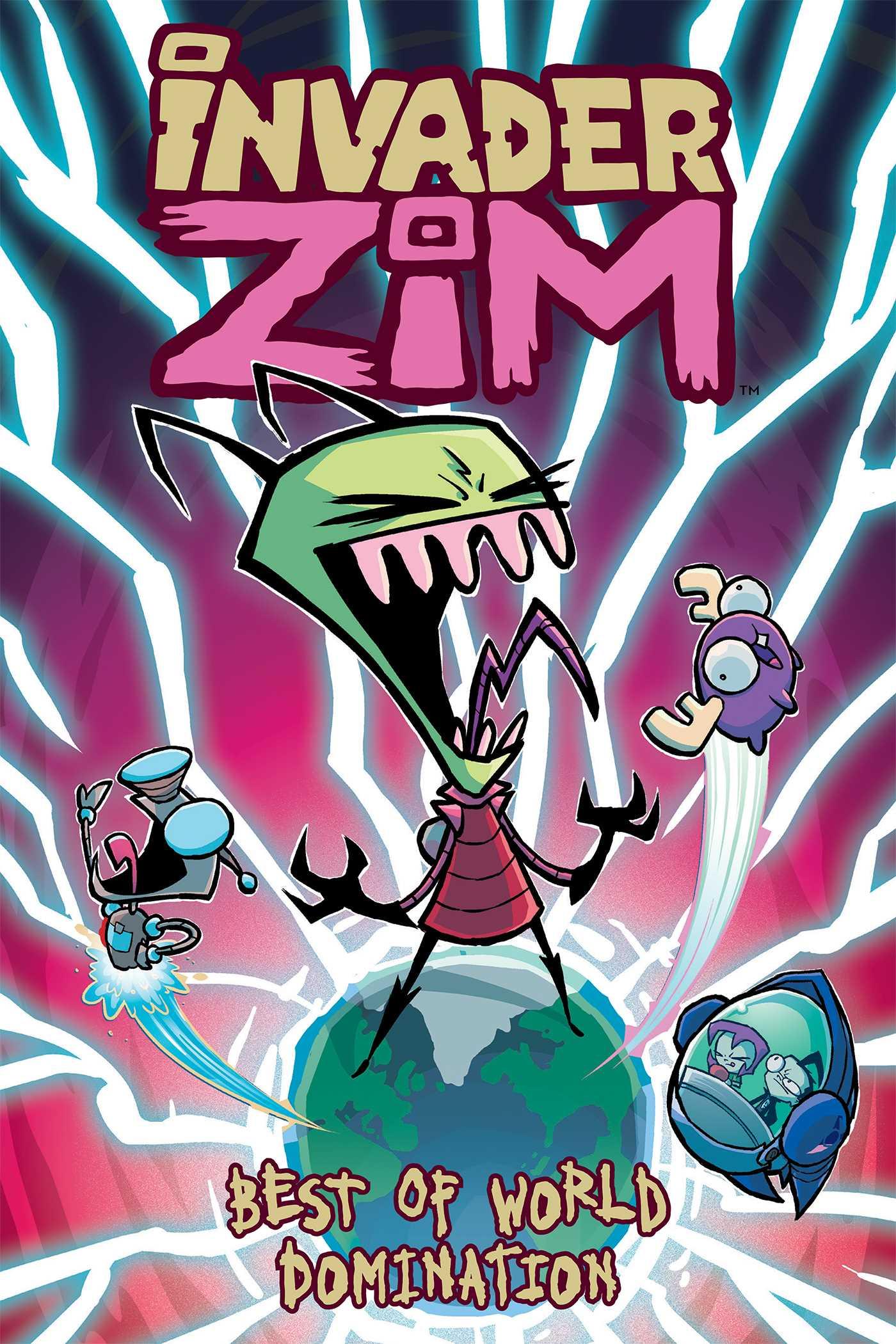 Invader ZIM Best of World Domination | Book by Jhonen ...