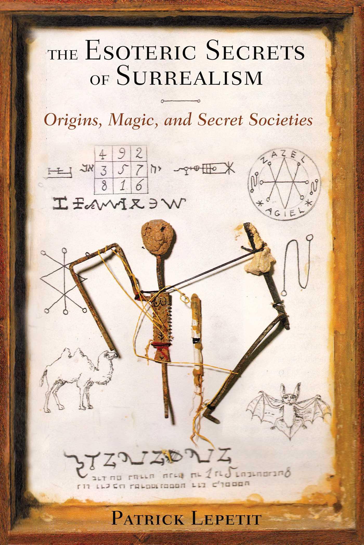 The esoteric secrets of surrealism 9781620551769 hr