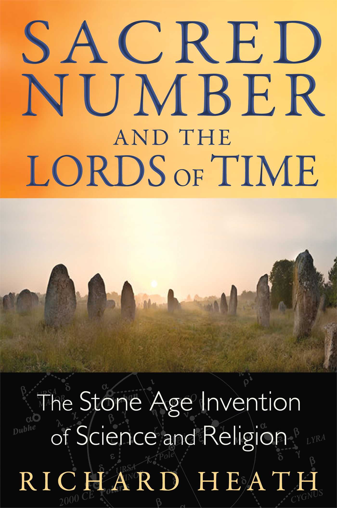 Sacred number and the lords of time 9781620552445 hr