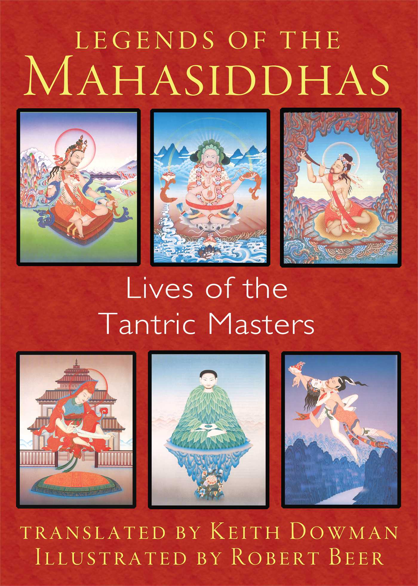 Legends of the mahasiddhas 9781620553657 hr