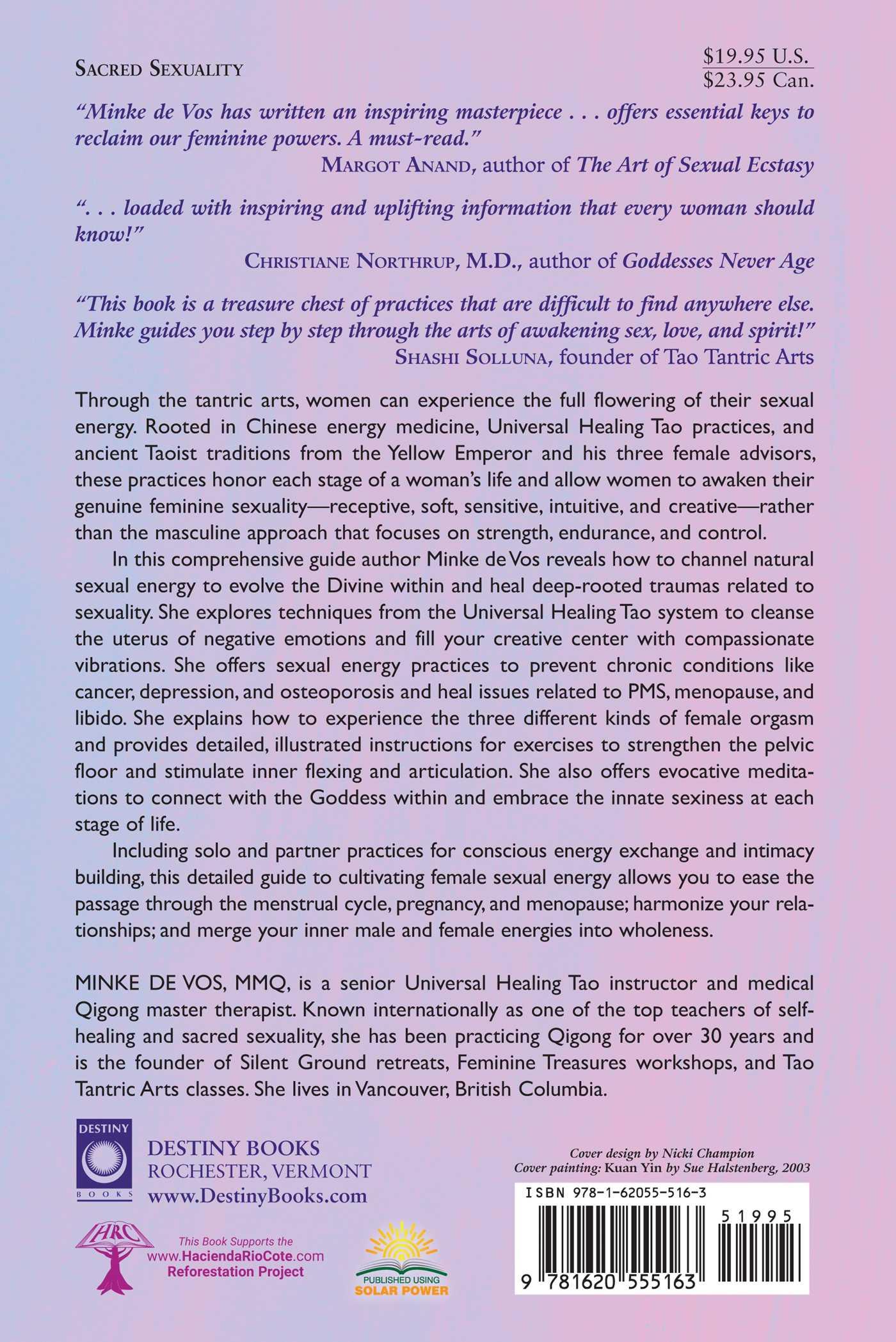 Tao Tantric Arts For Women Book By Minke De Vos Mantak Chia Solar Wiring Books