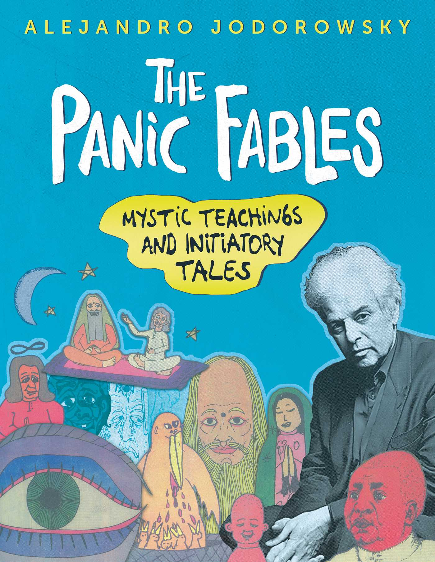 The panic fables 9781620555378 hr