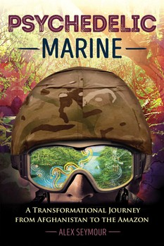 Psychedelic Marine | Book by Alex Seymour | Official