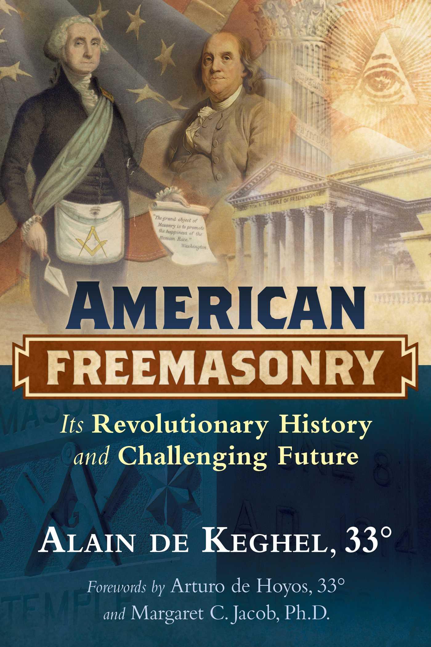 American freemasonry 9781620556054 hr