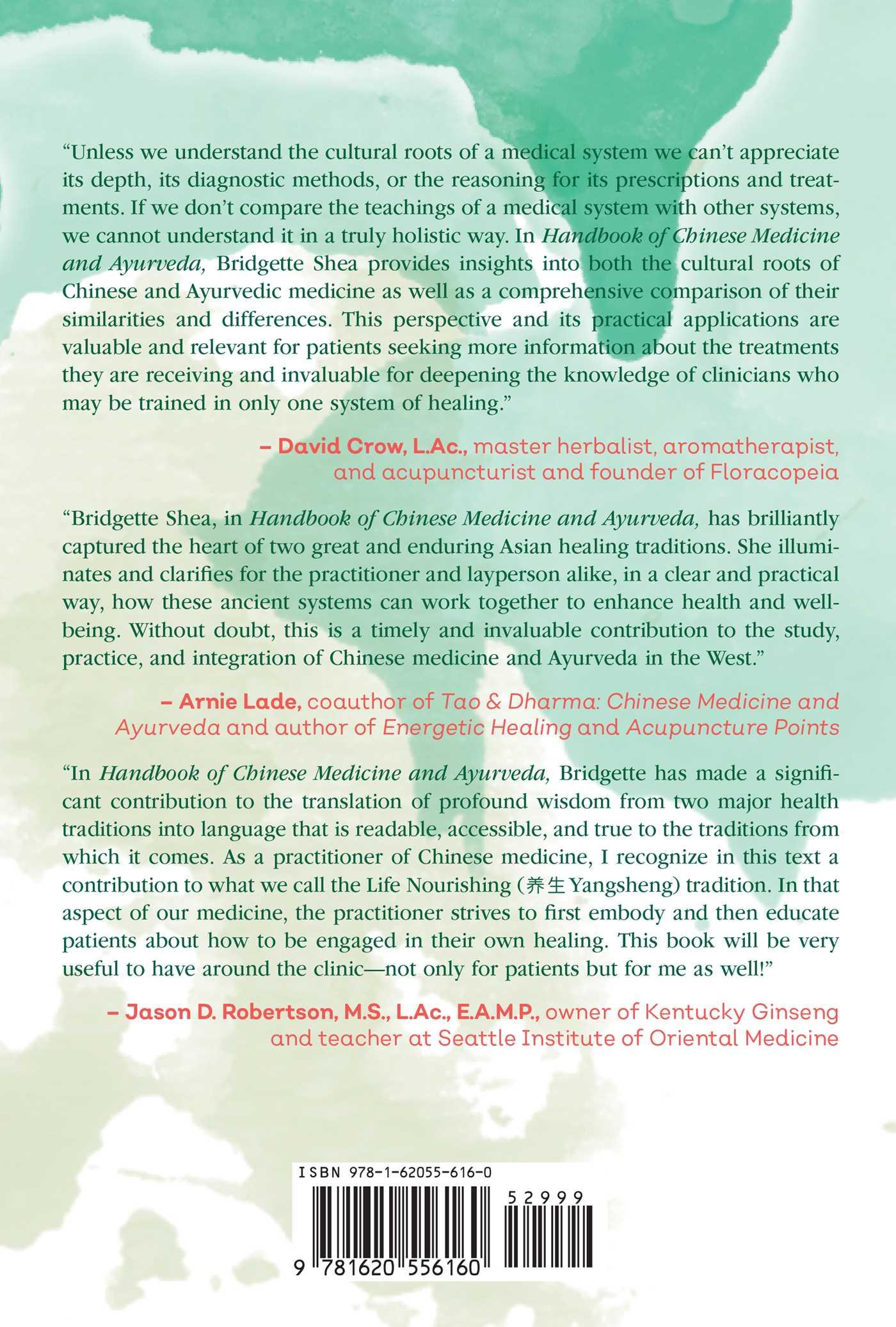 Handbook of Chinese Medicine and Ayurveda | Book by