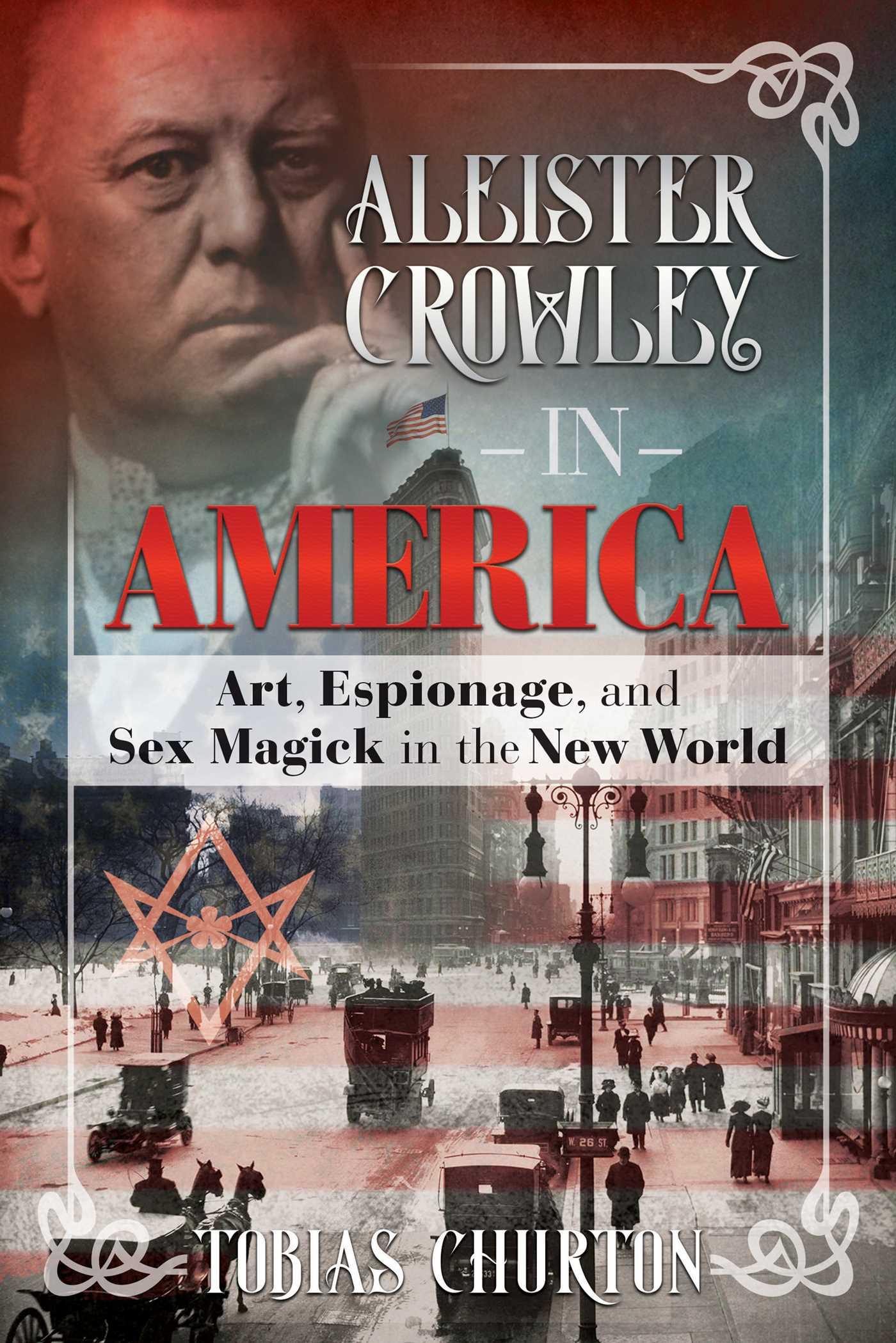 Aleister crowley in america 9781620556313 hr