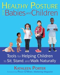 Healthy posture for babies and children 9781620556412