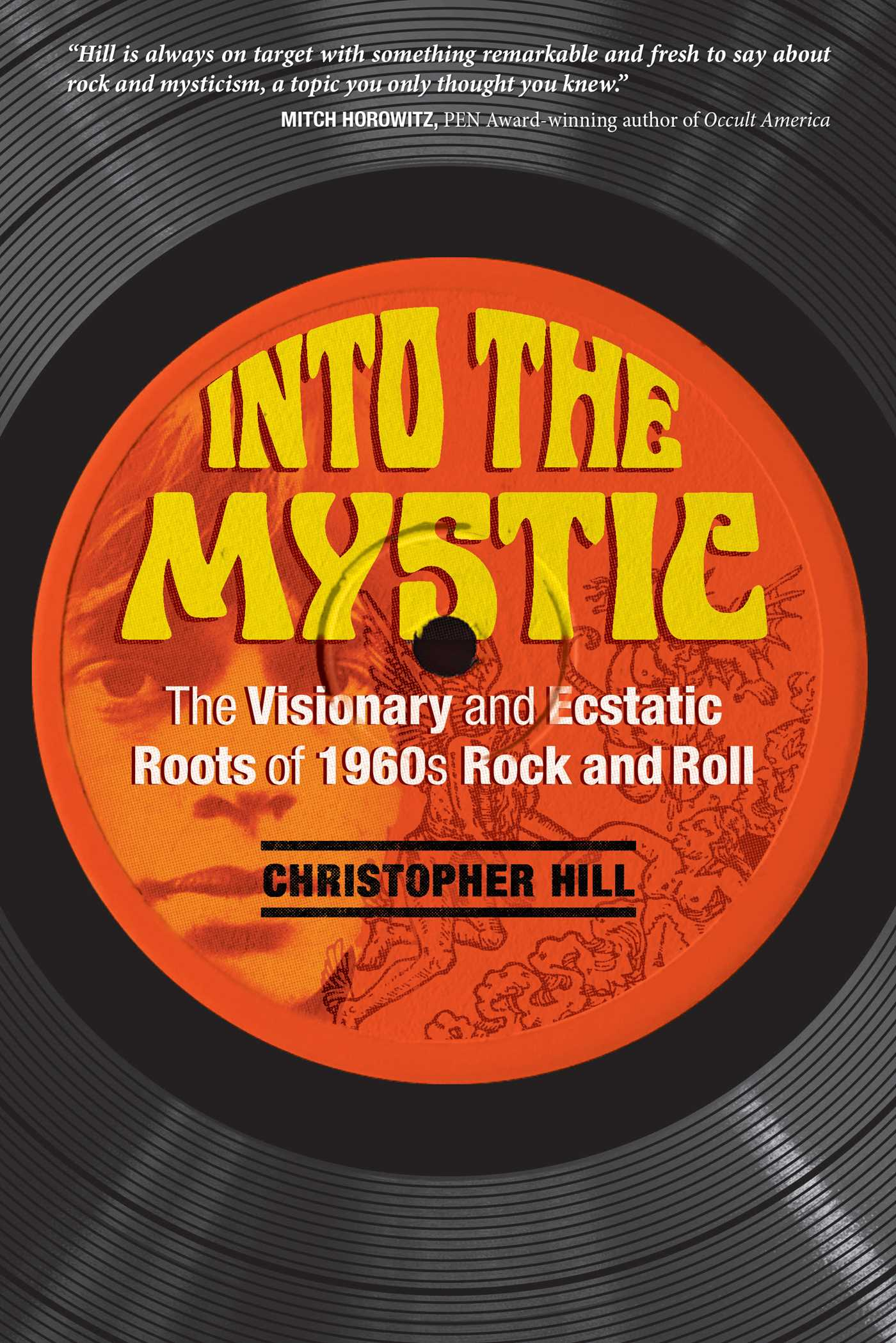 Into the mystic 9781620556429 hr