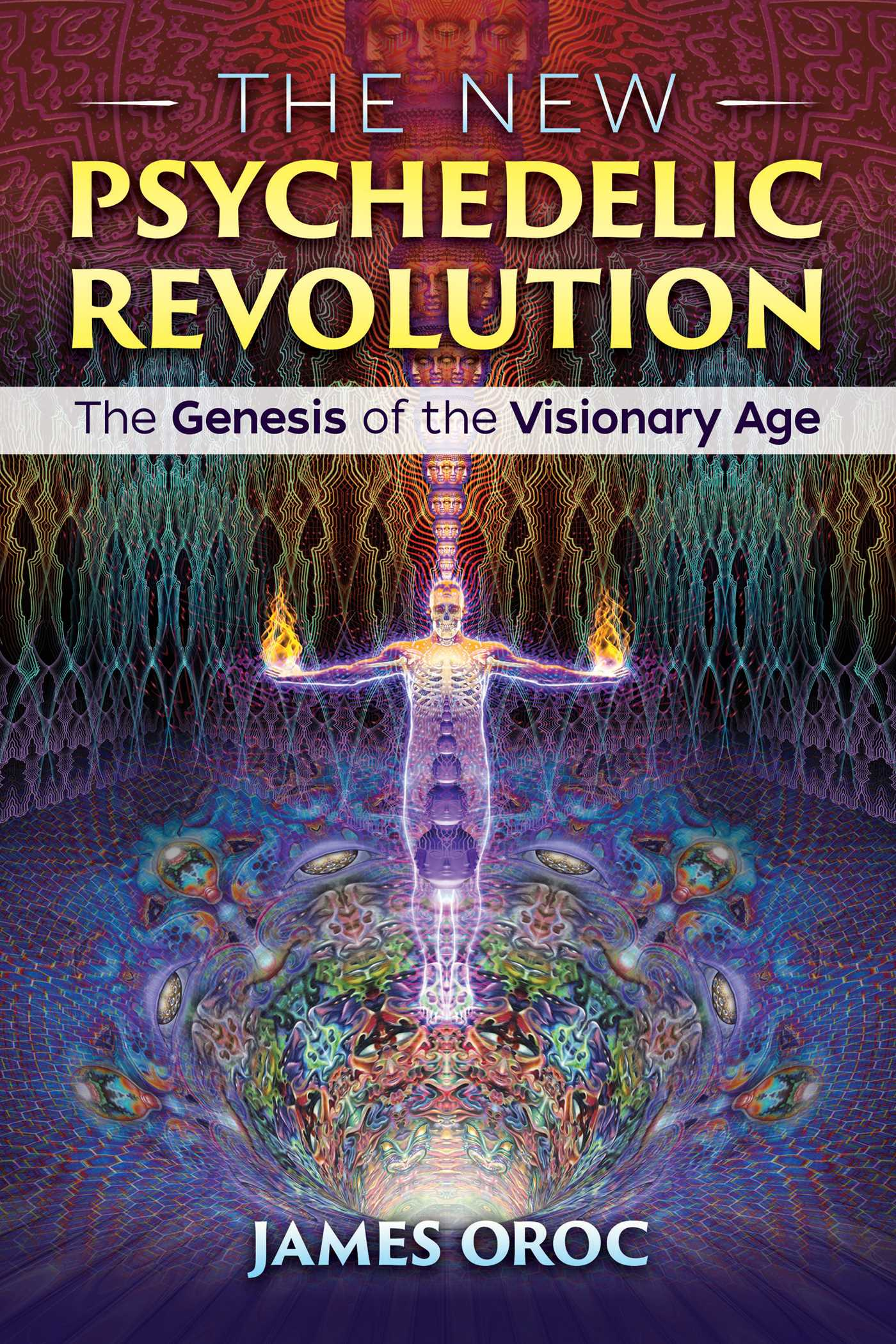 The new psychedelic revolution 9781620556627 hr