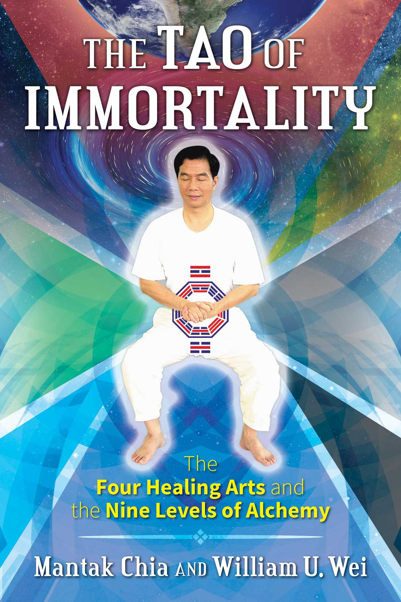 The tao of immortality 9781620556702 hr