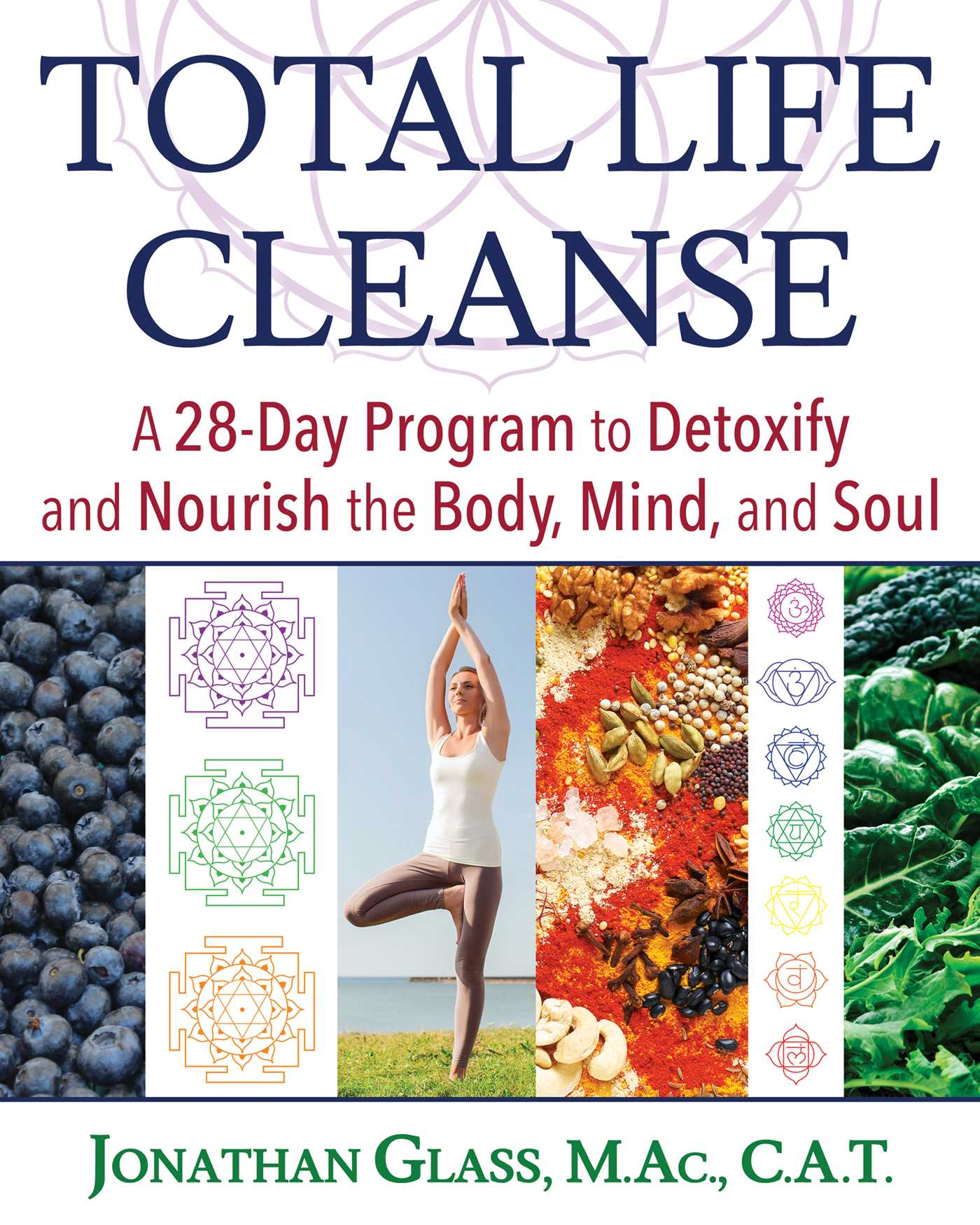 Total life cleanse 9781620556924 hr