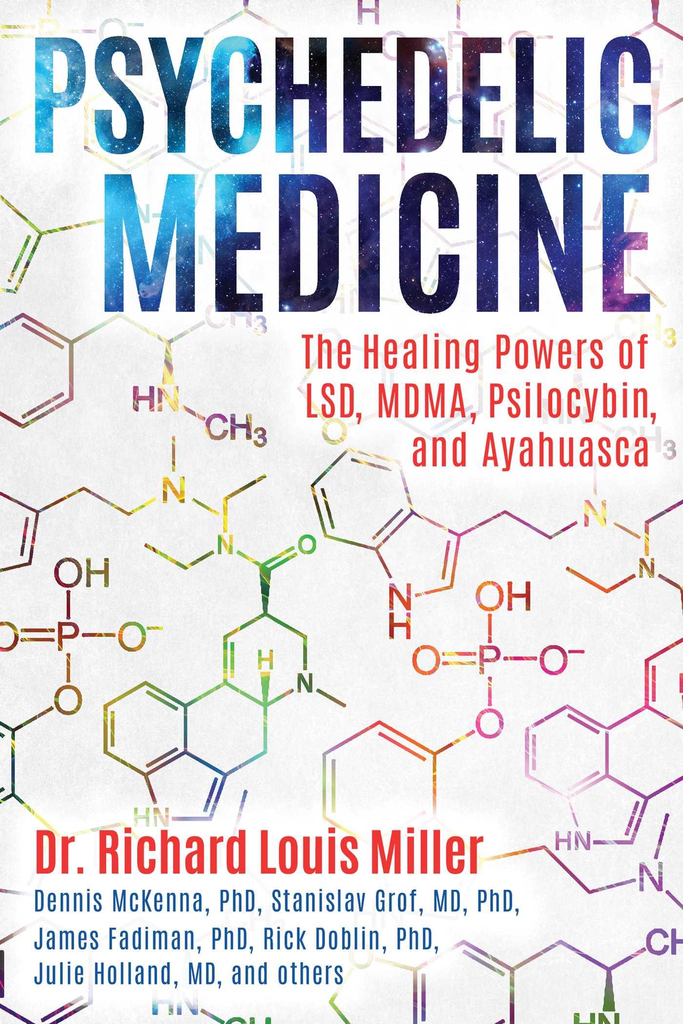 Psychedelic medicine 9781620556986 hr