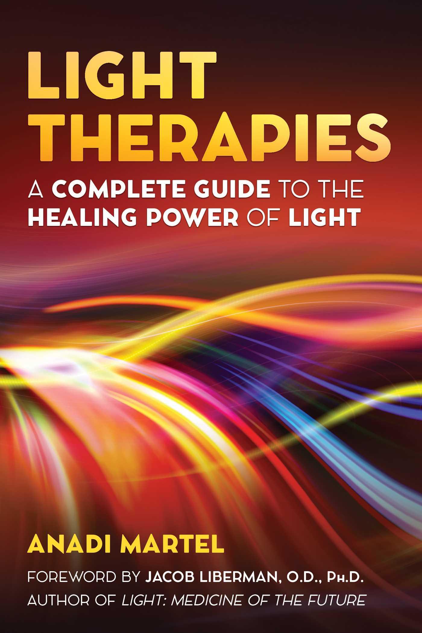 Light therapies 9781620557297 hr