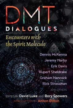 DMT Dialogues | Book by David Luke, Rory Spowers, Anton Bilton