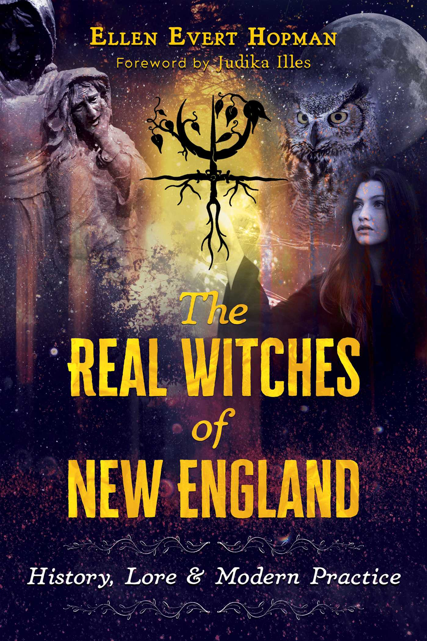 The real witches of new england 9781620557730 hr