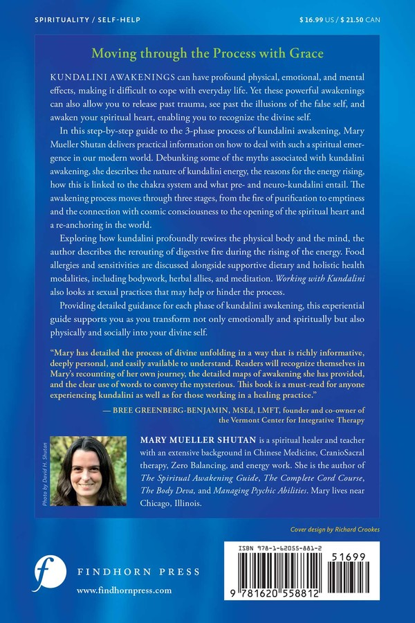 Working with Kundalini | Book by Mary Mueller Shutan