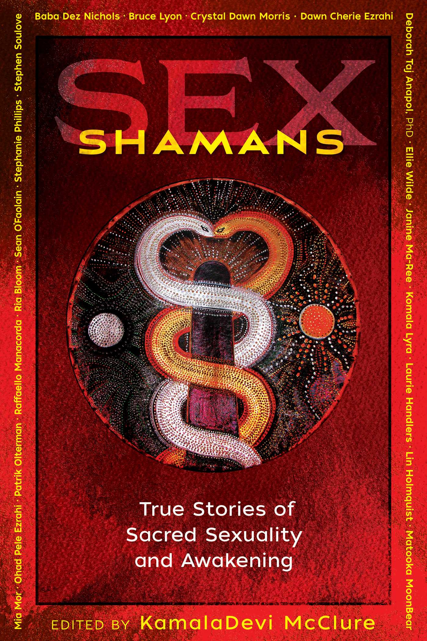 Sex Shamans | Book by KamalaDevi McClure | Official