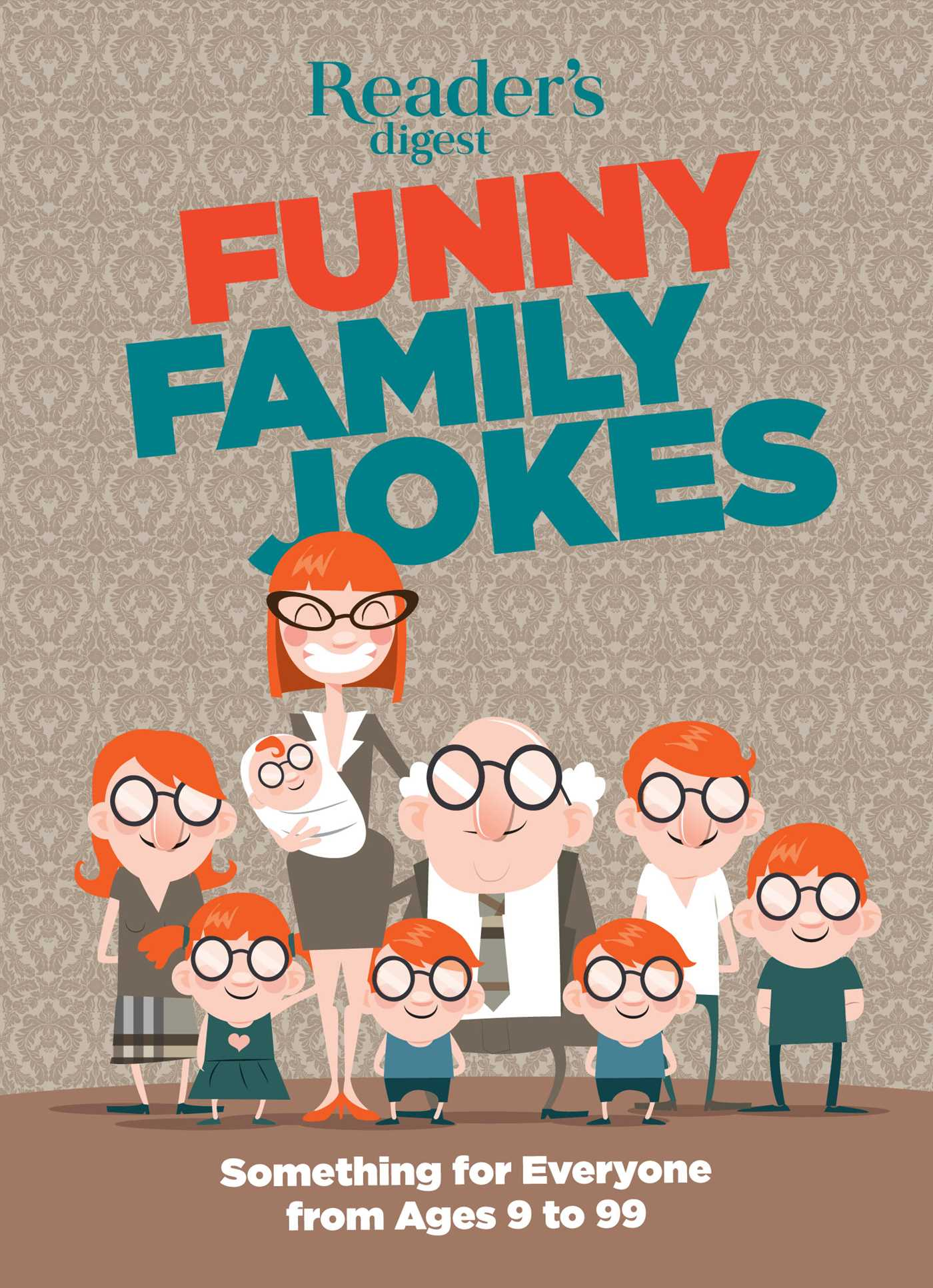 Readers Digest Funny Family Jokes eBook by Editors at Reader's
