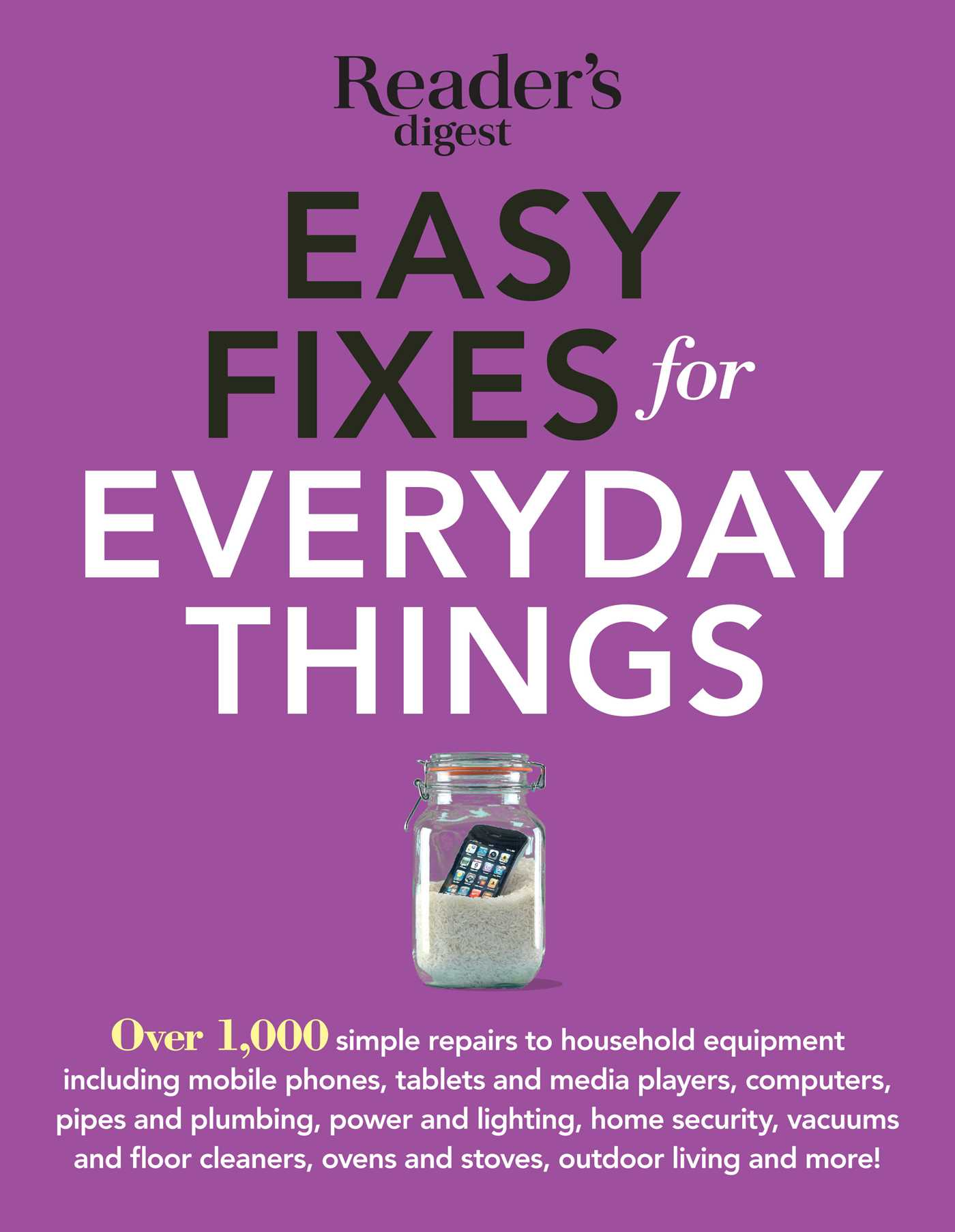 Easy fixes for everyday things 9781621452003 hr