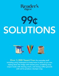 Buy Reader's Digest: 99 Cent Solutions