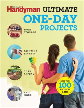 Family handyman ultimate 1 day projects ebook by editors of family family handyman ultimate 1 day projects solutioingenieria Gallery