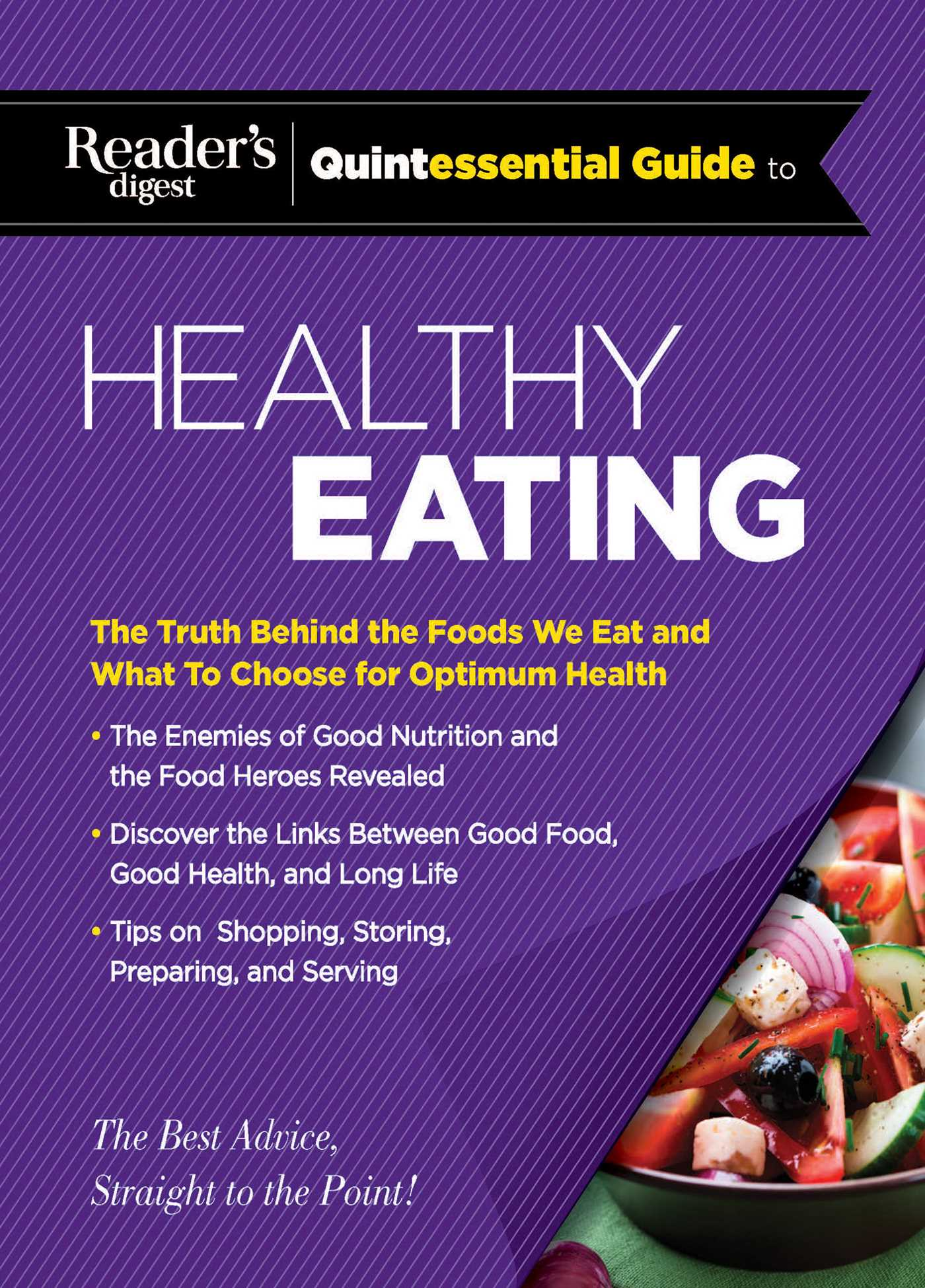 Readers digest quintessential guide to healthy eating book by readers digest quintessential guide to healthy eating 9781621452935 hr forumfinder Choice Image