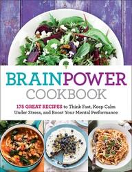 Buy Brain Power Cookbook