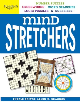 Readers Digest Mind Stretchers Puzzle Book