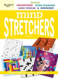 Reader's Digest Mind Stretchers Puzzle Book Vol. 7