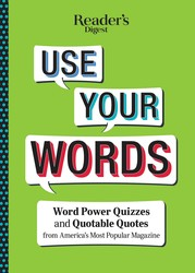 Reader's Digest Use Your Words