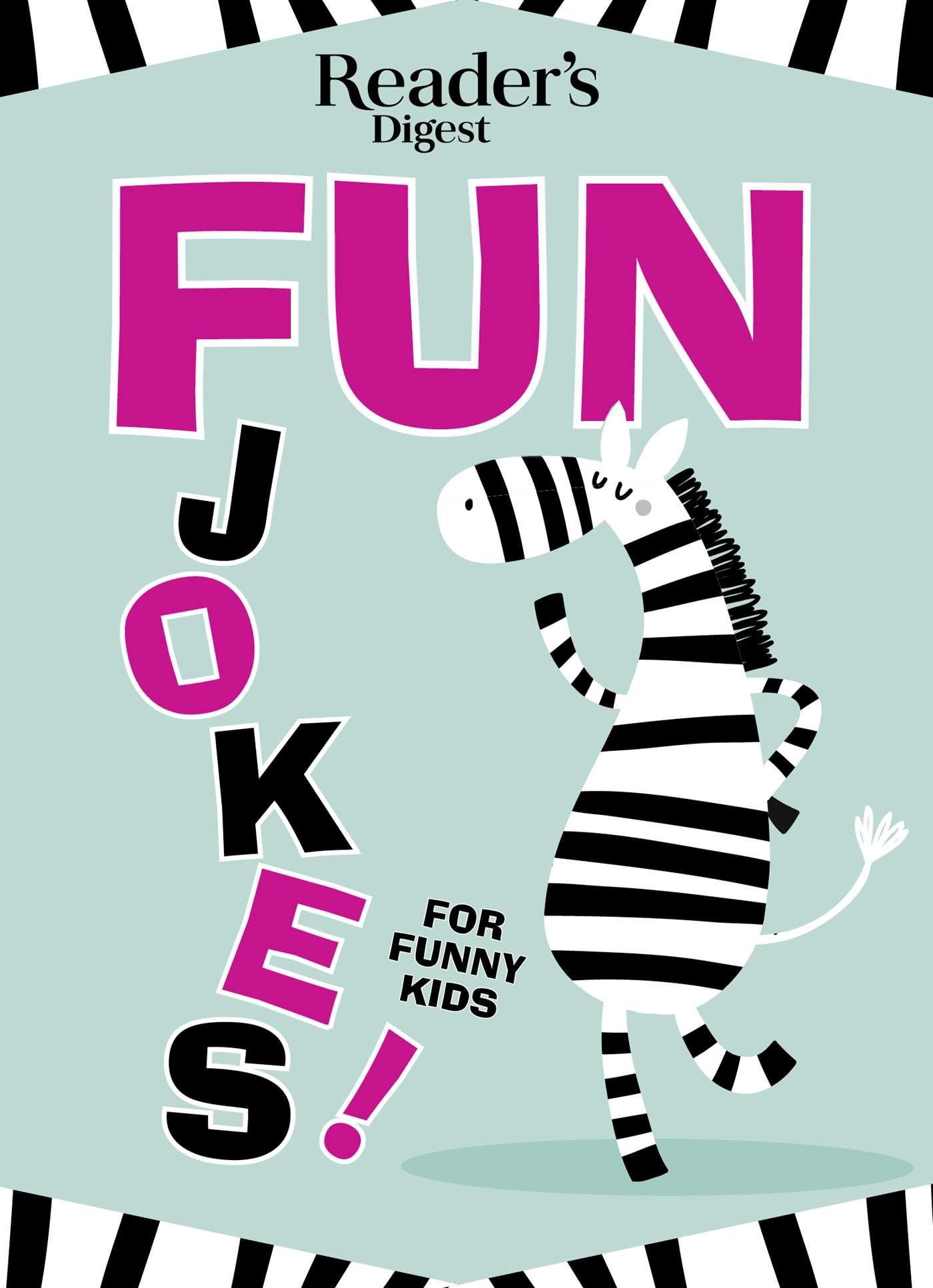 Reader's Digest Fun Jokes for Funny Kids | Book by Reader's Digest