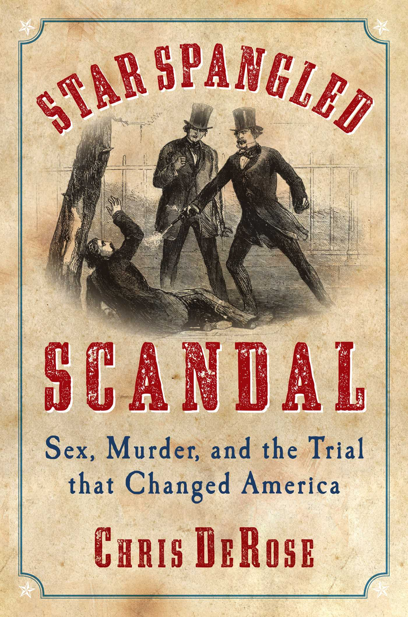 Star spangled scandal 9781621578055 hr