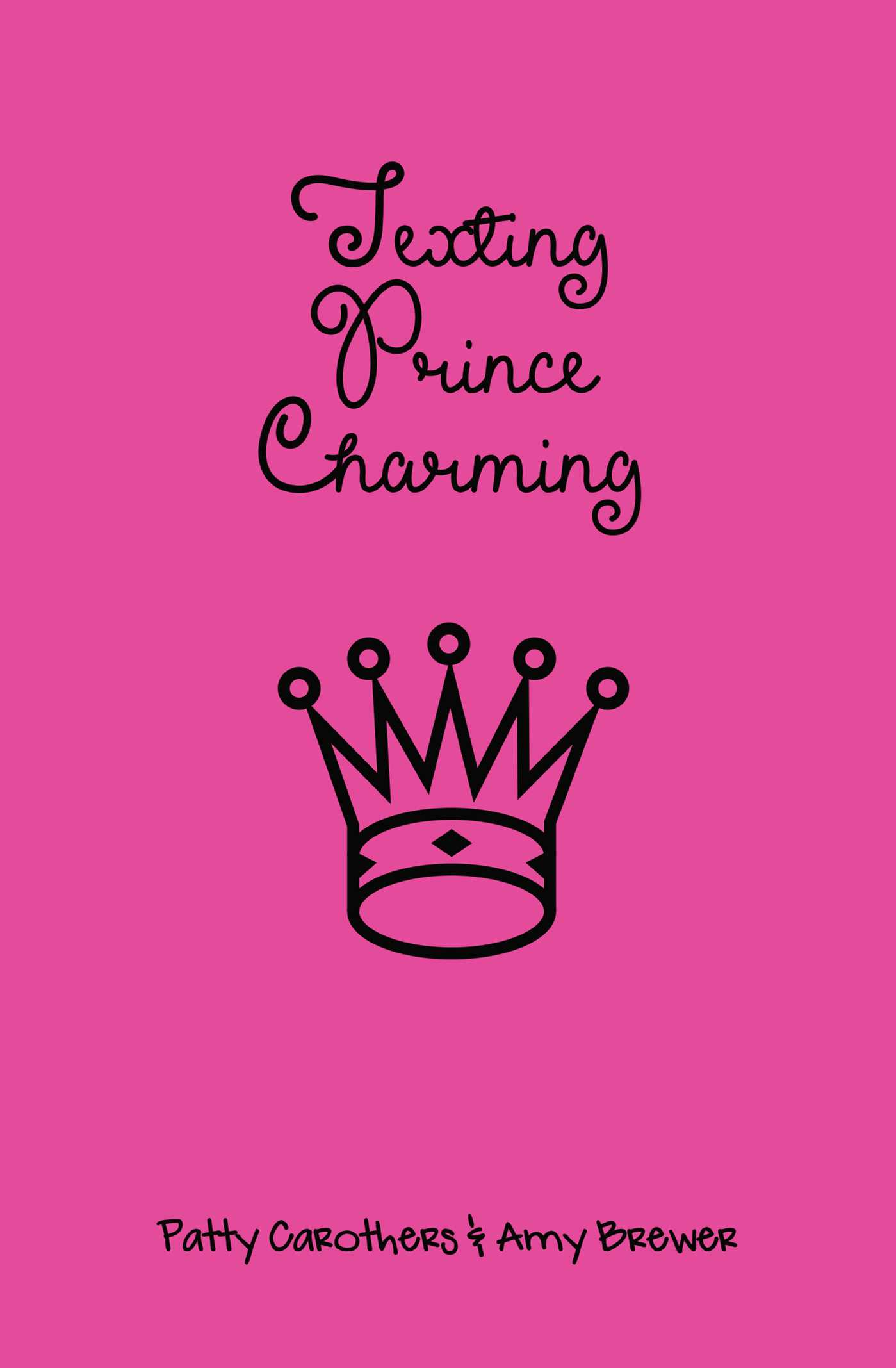 Texting prince charming 9781623422622 hr