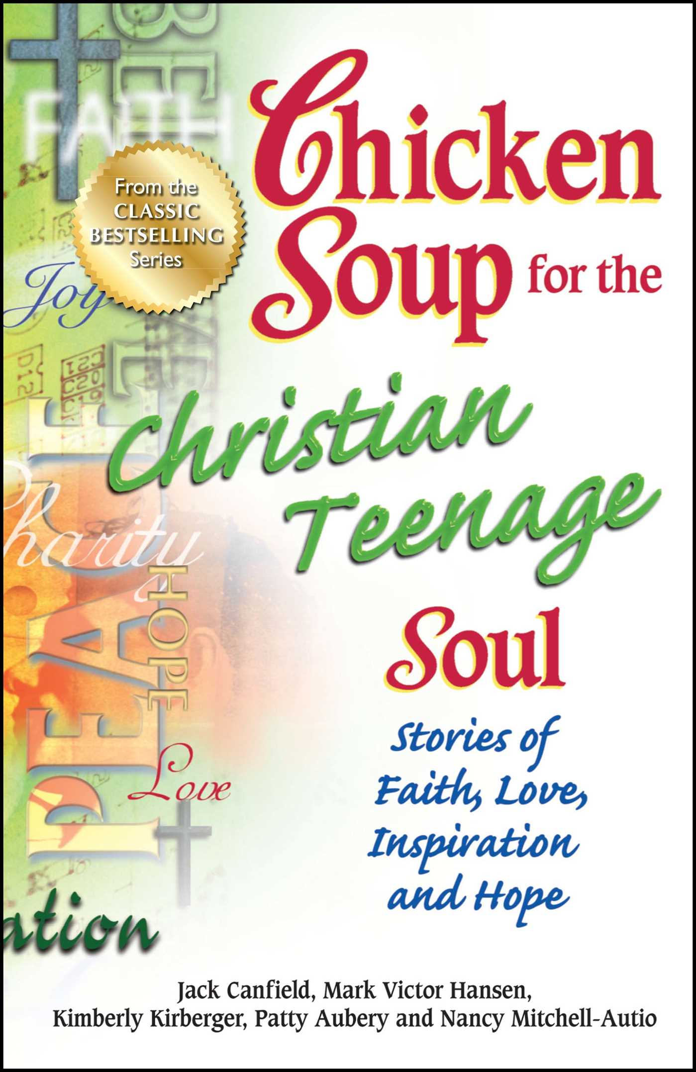 Chicken soup for the christian teenage soul 9781623610104 hr