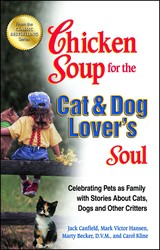Buy Chicken Soup for the Cat & Dog Lover's Soul