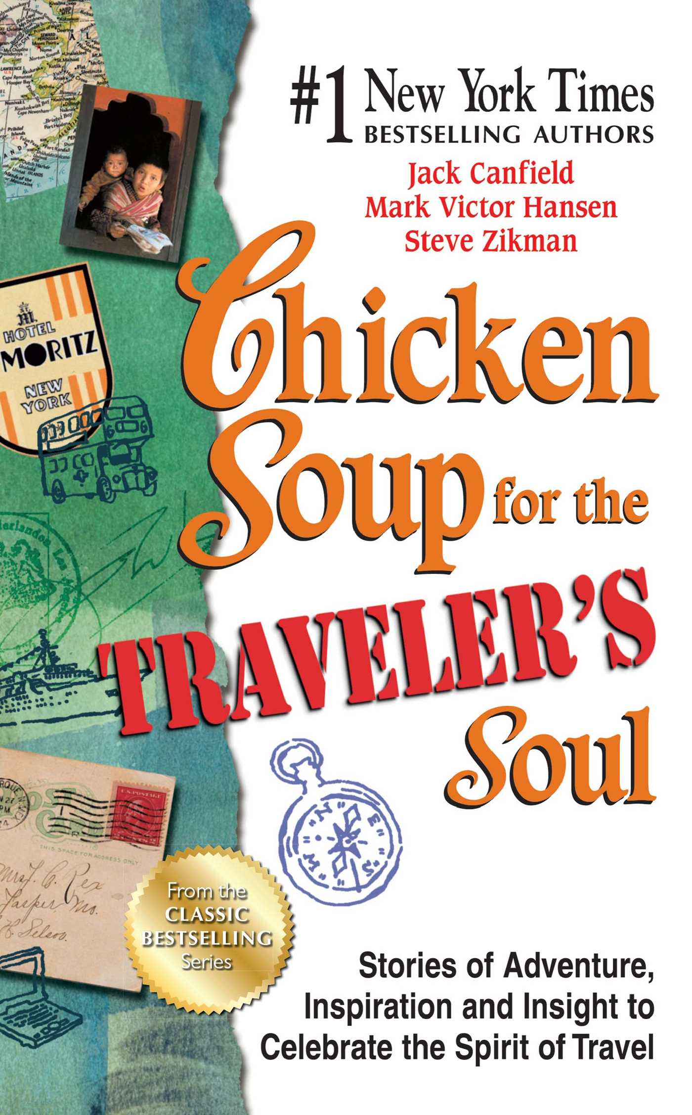 Chicken soup for the travelers soul 9781623611057 hr