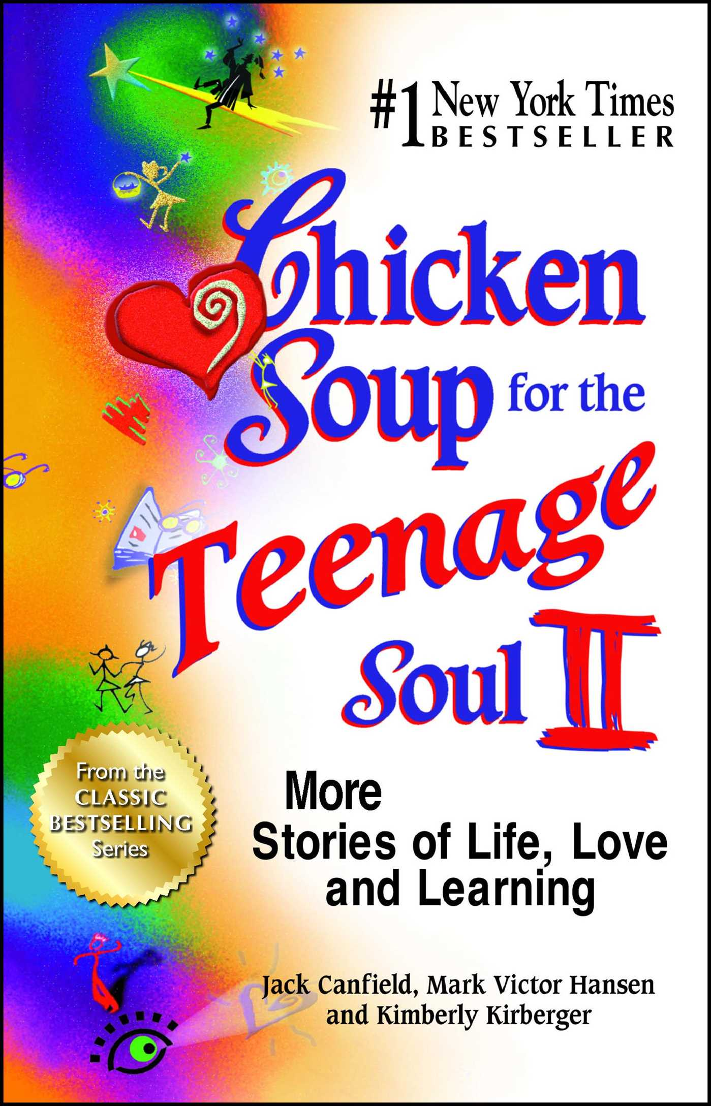 Chicken soup for the teenage soul ii 9781623611224 hr