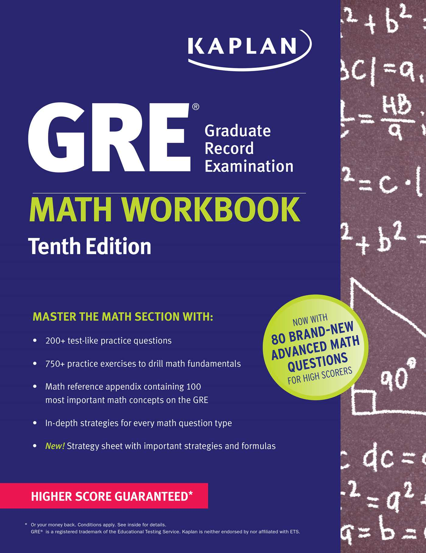 gre math workbook 9781625232991 hr