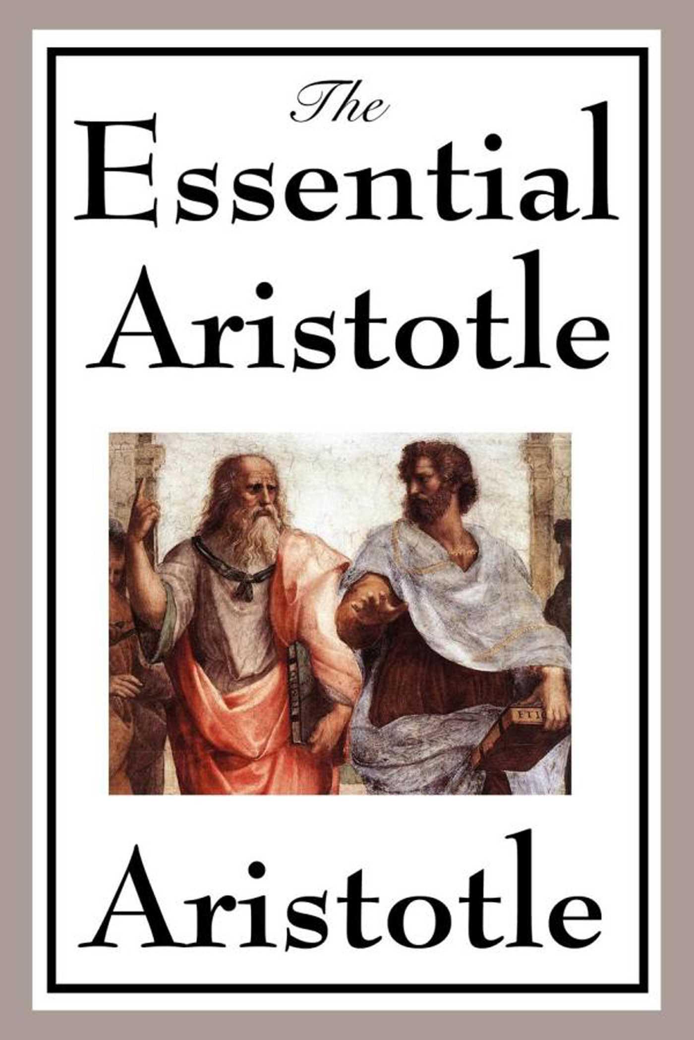 The essential aristotle 9781625582645 hr