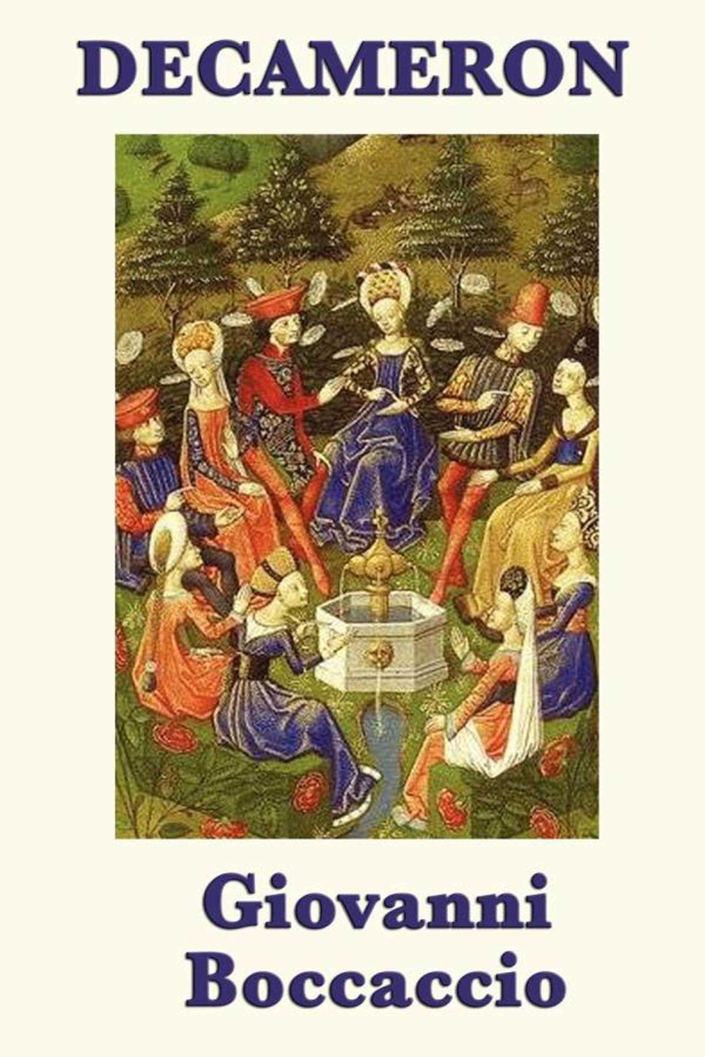 Ebook The Decameron By Giovanni Boccaccio