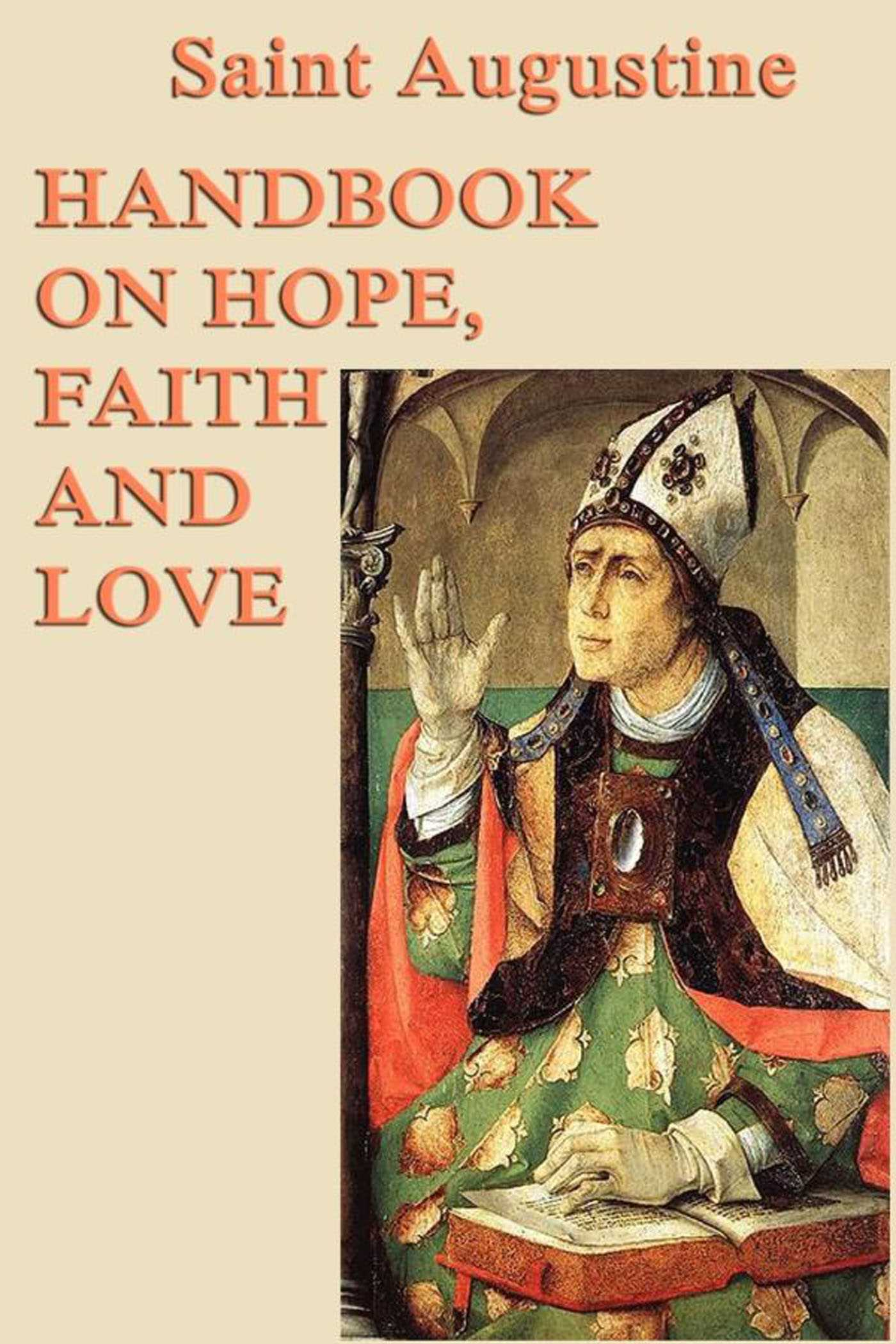 Handbook on hope faith and love 9781625585721 hr
