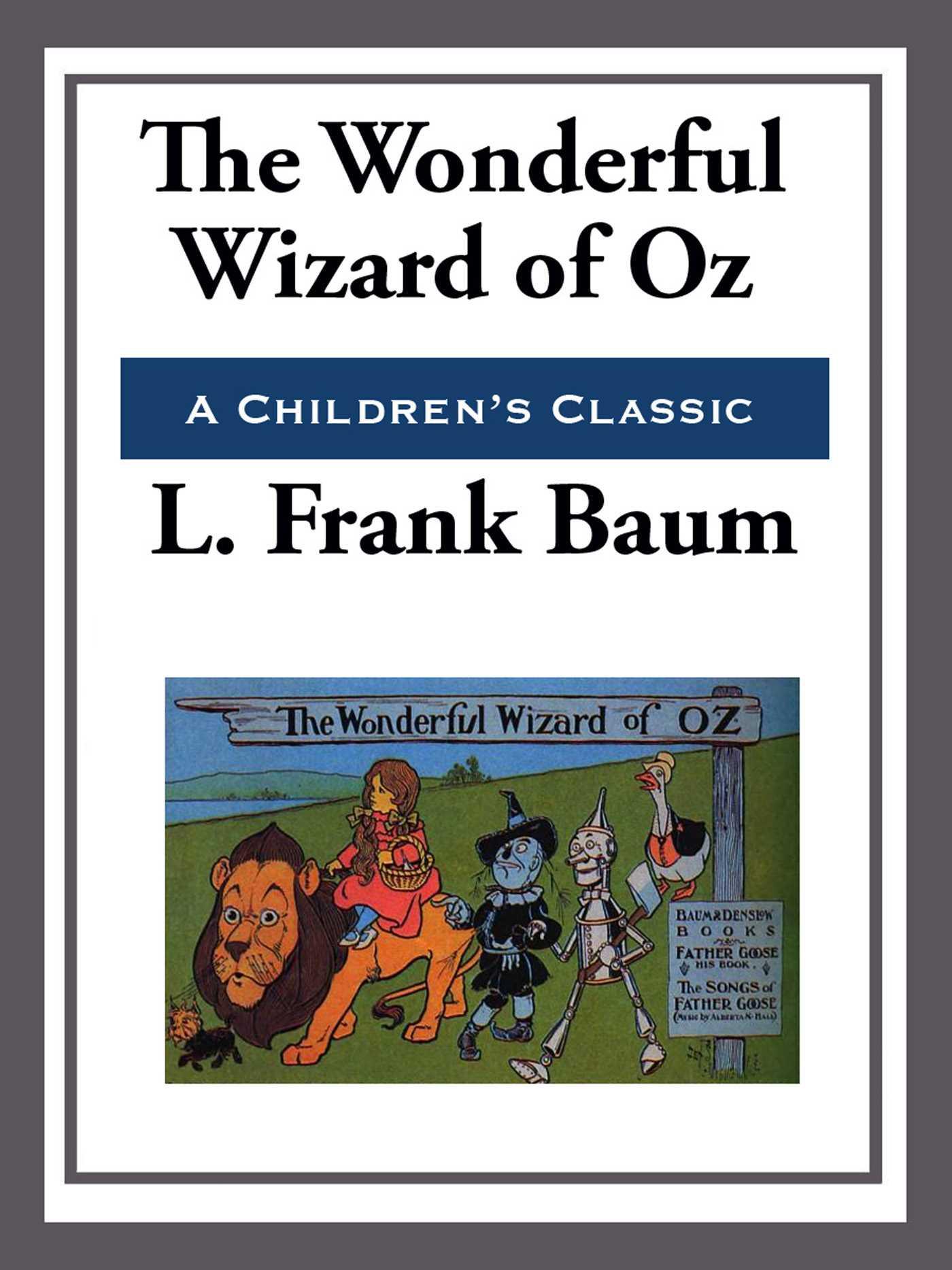 The wonderful wizard of oz 9781625588180 hr