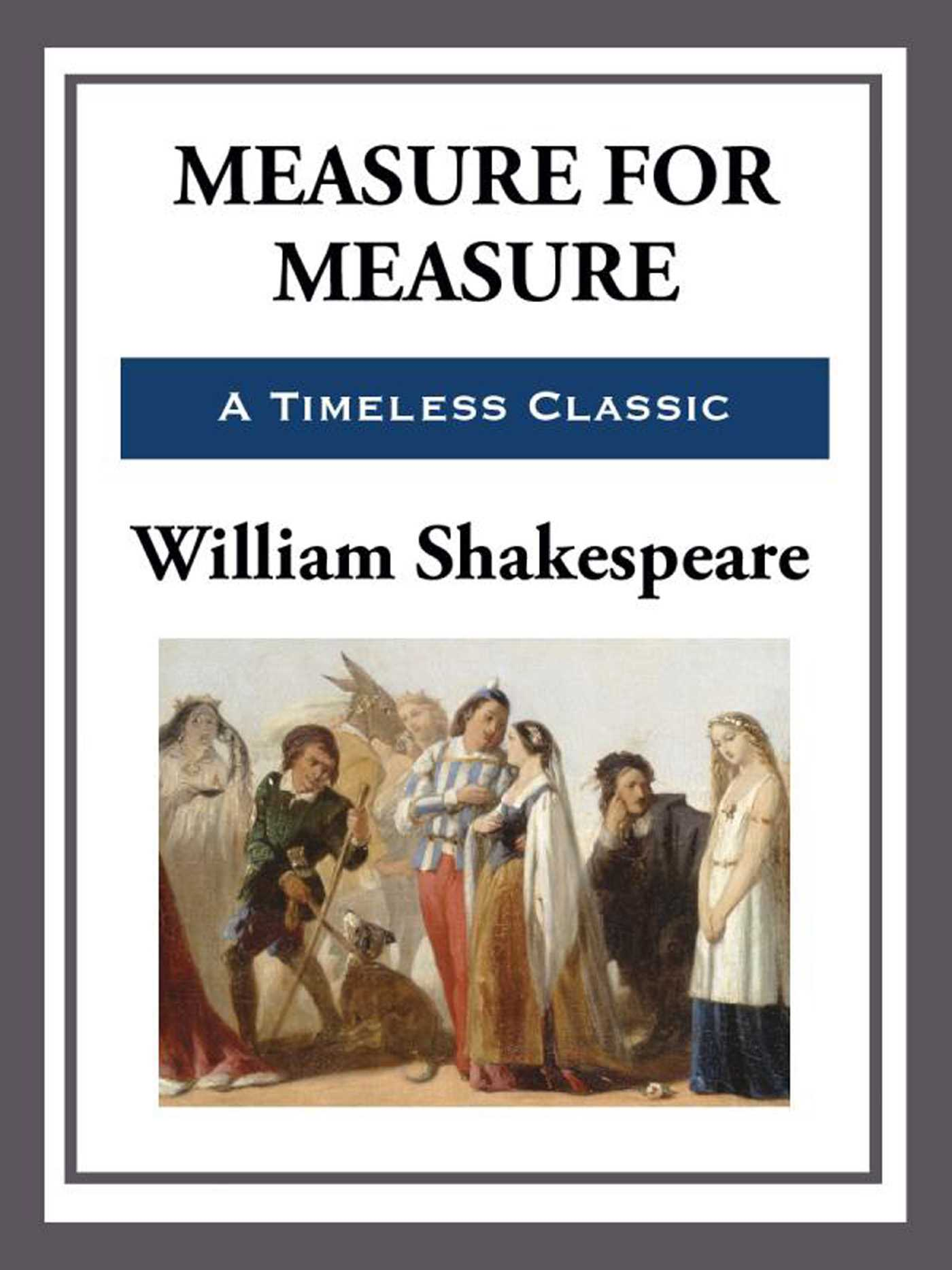 Measure for measure 9781625589699 hr