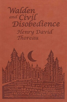 Walden And Civil Disobedience Book By Henry David Thoreau