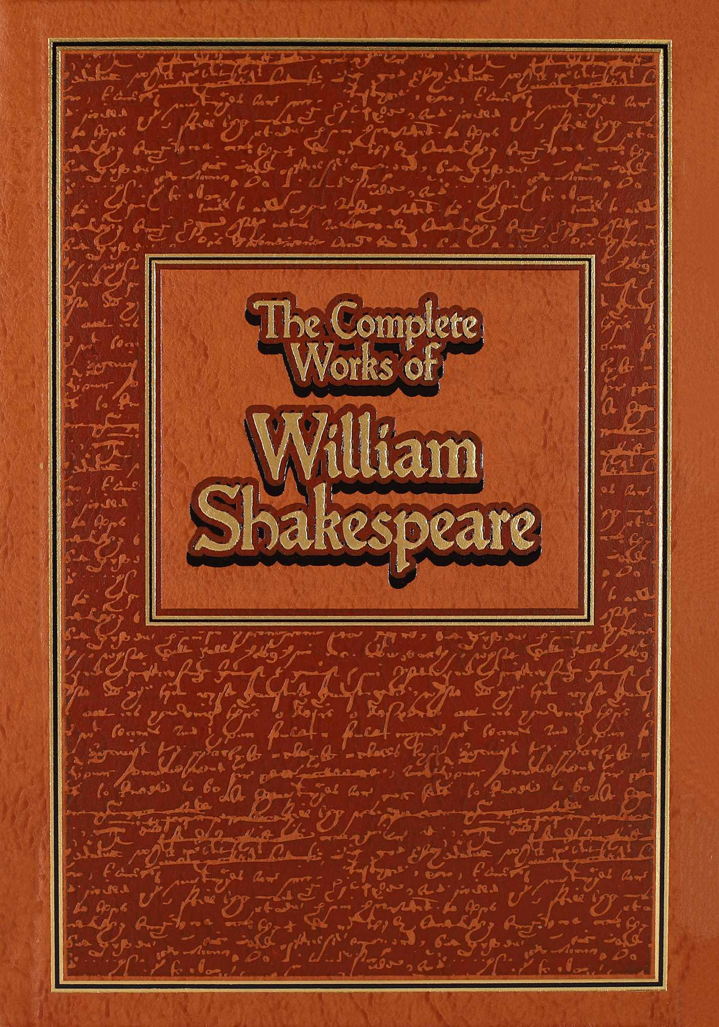 The complete works of william shakespeare 9781626860988 hr