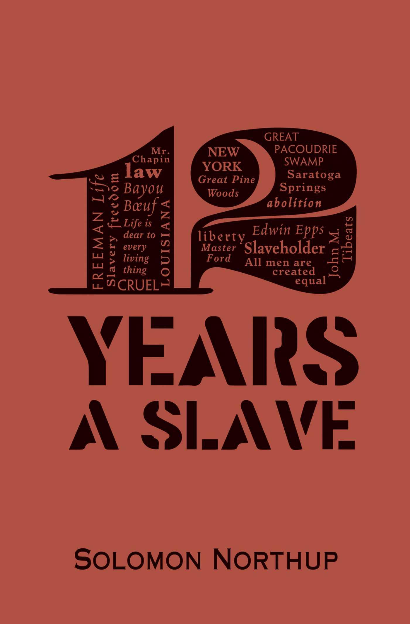 12 years a slave 9781626862364 hr
