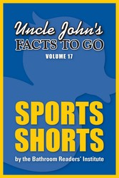 Uncle John's Facts to Go Sports Shorts